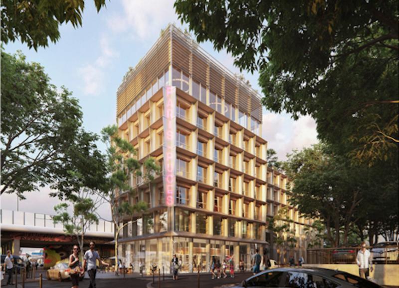 Paris Puces - Un nouveau visage pour la Porte Clignancourt