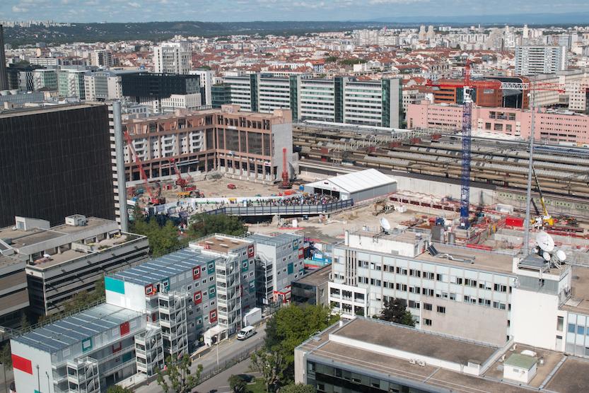 Reguly : un outil innovant de coordination des chantiers à l'échelle d'un quartier