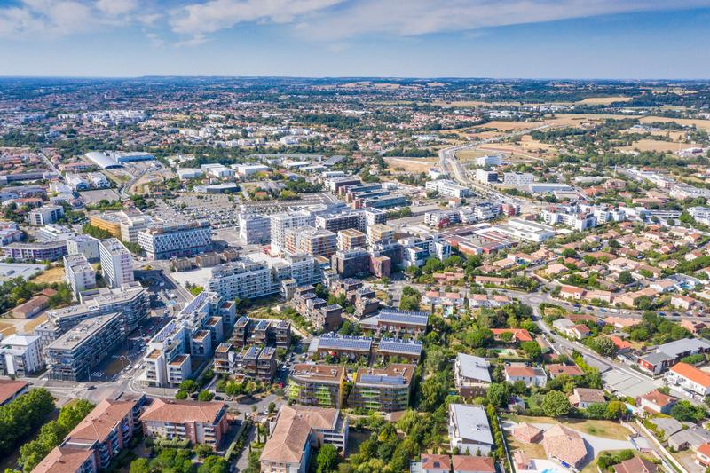 Toulouse - De Borderouge à Paléficat